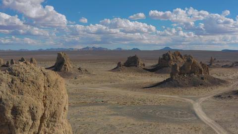 Bare Desolate Land Live Action