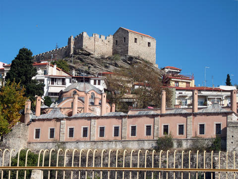 The Architecture of Kavala. Acropolis - the fortress Fotografía