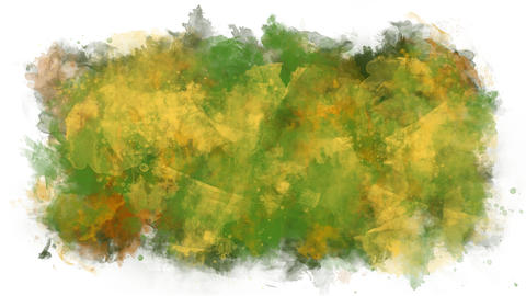 Decorative colorful background Animation