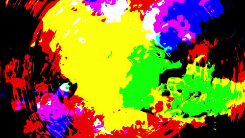 Abstract Colors Animation
