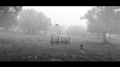 THE RAVENS openig titles After Effects Template
