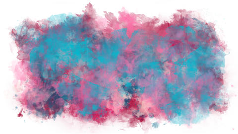Abstract decorative background Animation