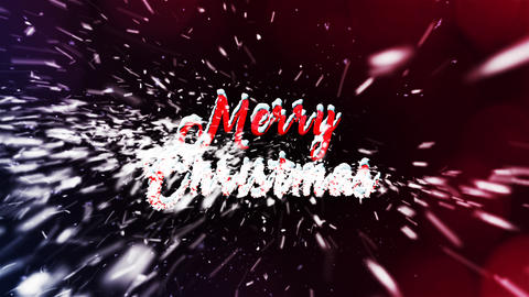 Merry Christmas V2 After Effects Template