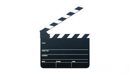 Clapboard Animation