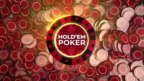 Gambling Casino Logo Reveals Premiere Pro Template