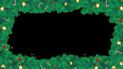 Cascade Frame Alpha Animation