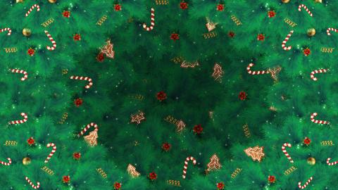 Cascade Long Alpha Animation