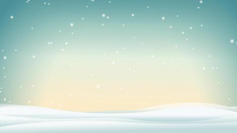 Christmas Backround Animation