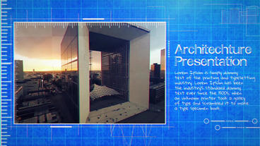 Architecture Slideshow After Effects Template