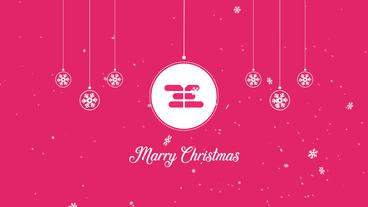 Christmas Logo Reveals Plantilla de After Effects