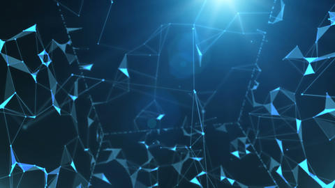 Fantasy Abstract Technology And Engineering Motion Background Animation