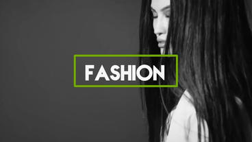 Fashion Intro-Fashion Reel After Effects Template