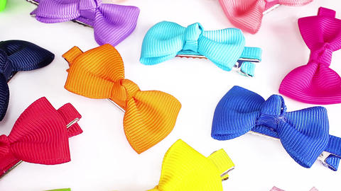 Hair clip bow cute baby decor, decorations hair pins clips, Live Action