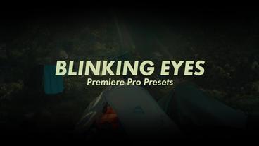 Blinking Eyes Premiere Pro Preset