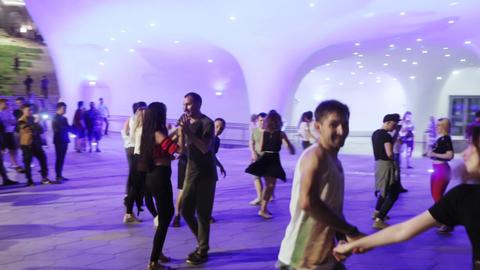 Dancing in Zaryadye ビデオ