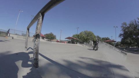 BMX Trick B-Roll 영상물