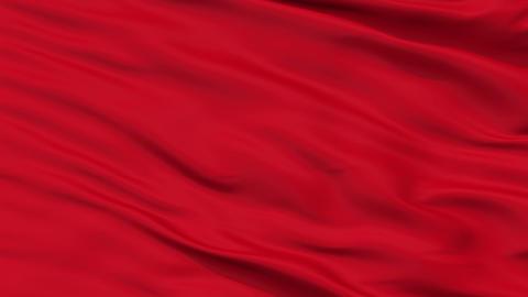 Muscat City Close Up Waving Flag Animation
