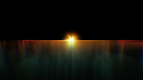 Dark abstract background reflection animation Animation