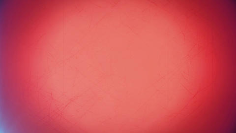 Old scratched red background Animation