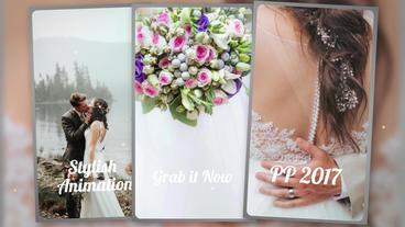 Wedding Slideshow 02 Premiere Pro Template
