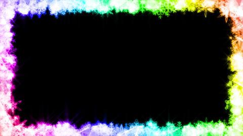 Winter background loop 15 Footage