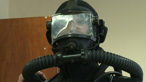 Combat diver Footage