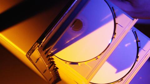 Duplicator works Stock Video Footage