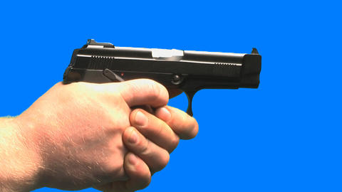 Guns Footage