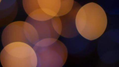 Defocused light Sparks Stock Video Footage