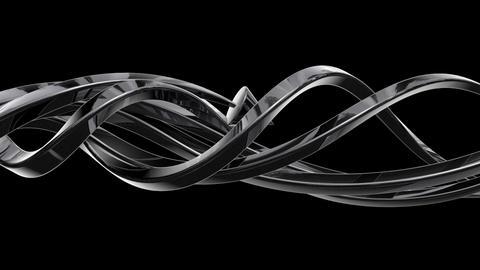 3D Arrows 03 (HD) Stock Video Footage