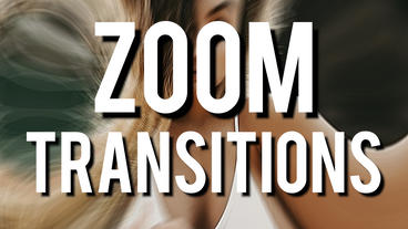 Zoom Transitions Premiere Pro Template