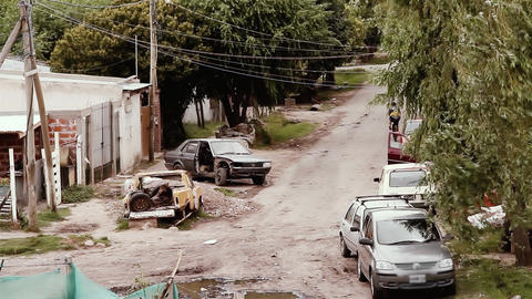 Slums in the Outskirts of Buenos Aires (Argentina) Archivo