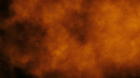 Gold Smoke Fog Clouds Loop Motion Background Animation