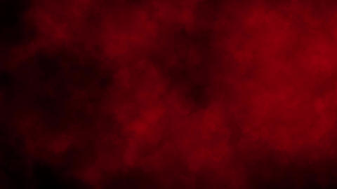 Red Smoke Fog Clouds Loop Motion Background GIF