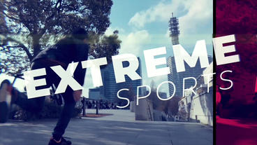 Sports After Effects Template