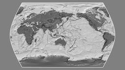 China. Times Atlas. Bilevel Animation