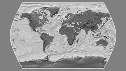 Colombia. Times Atlas. Bilevel Animation