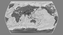 Angola. Times Atlas. Bilevel Animation
