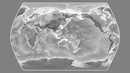 Egypt. Times Atlas. Grayscale Animation