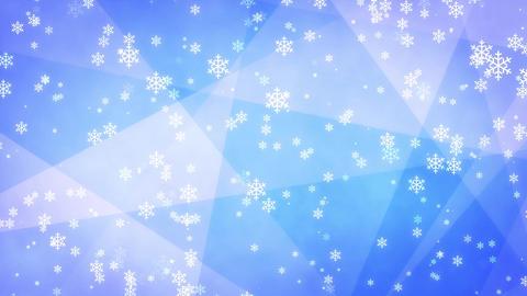 Winter background loop 21 Footage