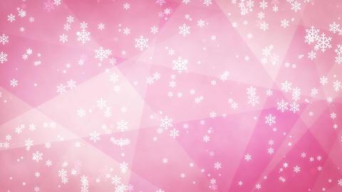 Winter background loop 23 Footage