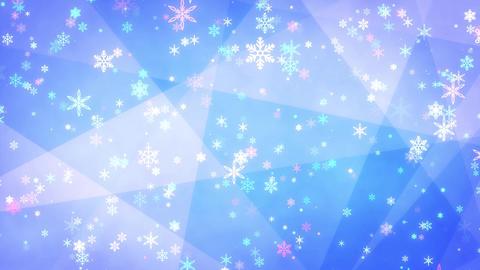Winter background loop 31 Footage