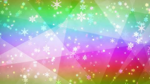 Winter background loop 35 Footage