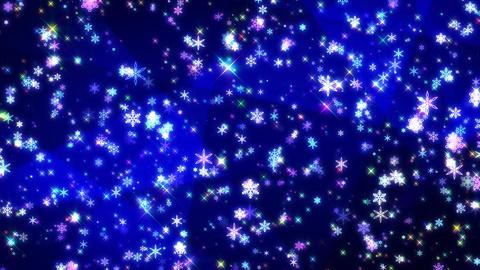 Winter background loop 47 Footage