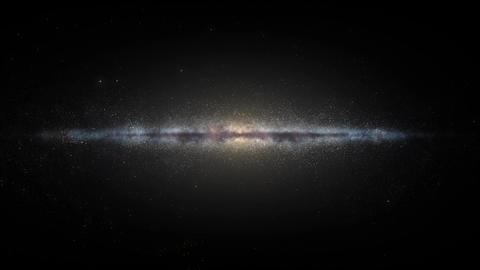[alt video] 3D Galaxy Zoom In 4K