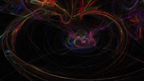 The heart beats rhythmically Footage