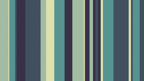 Multicolor Stripes 33 - 4k Greenish Colors Stripes Video Background Loop Animation