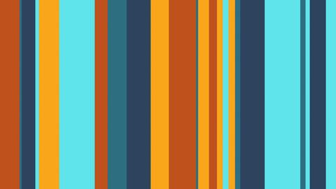 Multicolor Stripes 30 - 4k Fresh Colors Bars Video Background Loop Animation