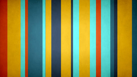 Paperlike Multicolor Stripes 30 - 4k Textured Fresh Colors Bars Video Background Animation