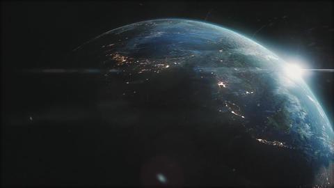 [alt video] Earth Spin V1